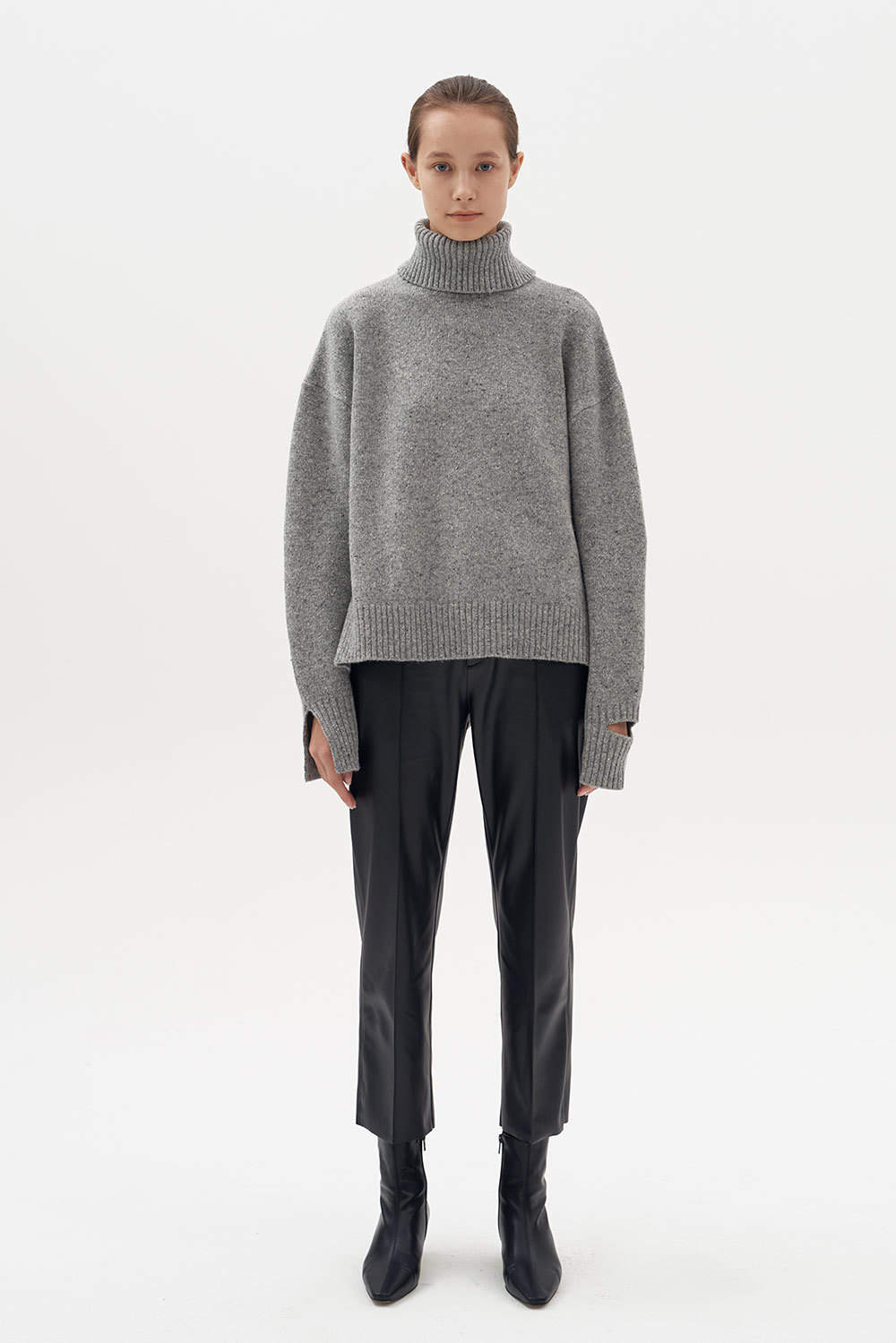 NEP TURTLE NECK KNIT