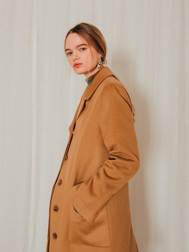 CASHMERE SINGLE COAT