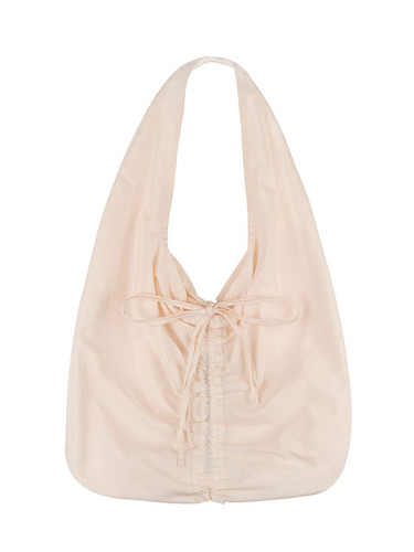 STRING SHIRRING BAG