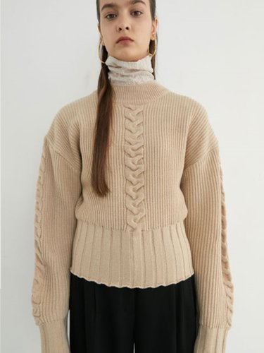 CABLE CLASSIC KNIT