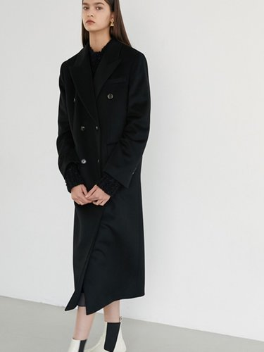 DOUBLE TAILORED COAT